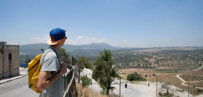 tzfat birthright