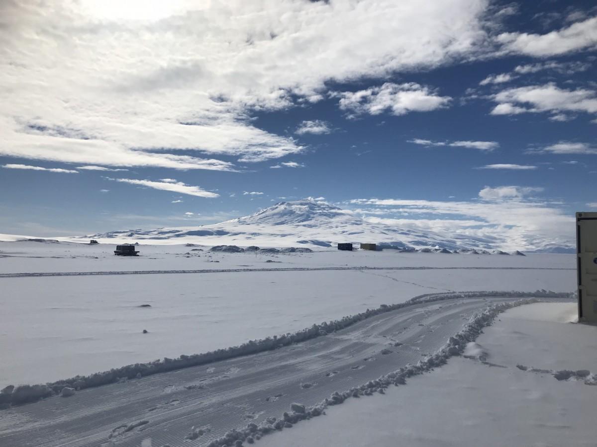 Mount Erebus Antarctica McMurdo